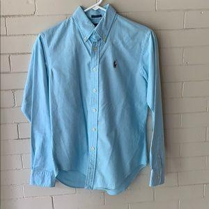 Ralph Lauren polo button up shirt